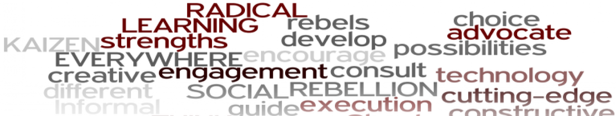 Learning Rebels